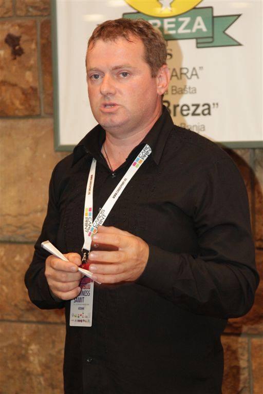 Goran Vukićević, Oaza mira Lopatnica