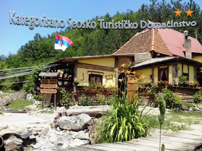 Kategorisano seosko turističko Domaćinstvo